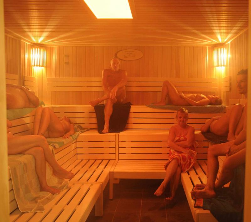 Jugend Sauna